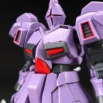 【ガンプラ改造】HGUC 1/144 ギャン・クリーガー 作例レビュー!ギャンより甲冑感が増してさらに重厚に!